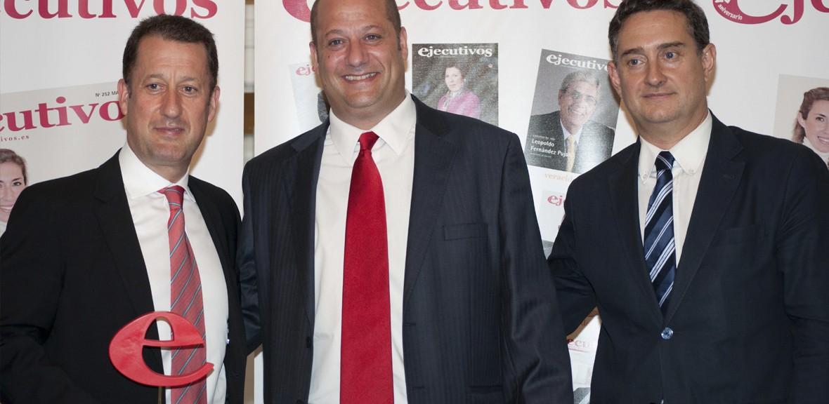 Caro - Award 2014 best brand Ejecutivos