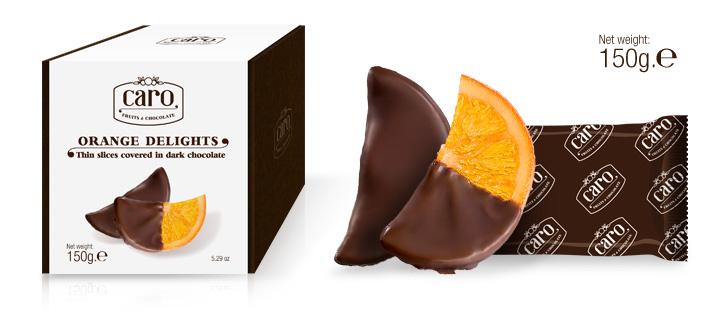 Caro - Product Orange Delight