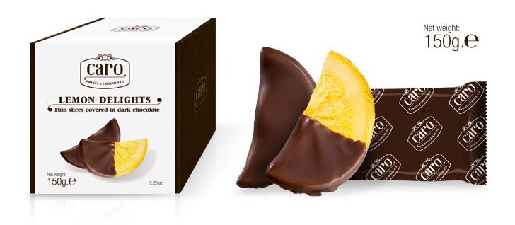 Caro - Lemon delights